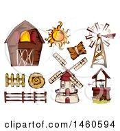 Barn And Farm Design Elements