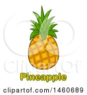 Pineapple Over Text