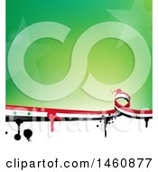 Syrian Flag Background