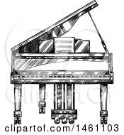 Sketched Piano