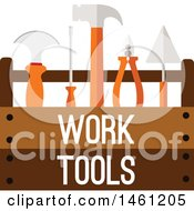 Tool Box And Text