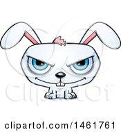 Cartoon Evil Bunny Rabbit