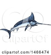 Sketched Swordfish