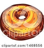 Sketched Donut