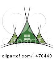 Green Tent Design