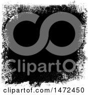 Black And White Grunge Design