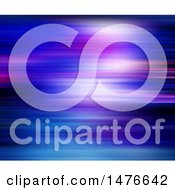 Clipart Of A Motion Blur Background Royalty Free Illustration