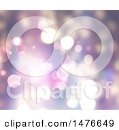 Clipart Of A Flare Background Royalty Free Illustration