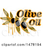 Design With Olives And Text