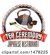 Tea And Text Design