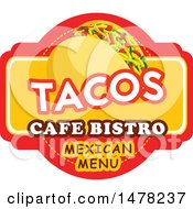 Taco And Text Design