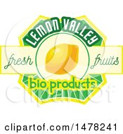 Lemon And Text Design