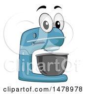 Stand Mixer Mascot