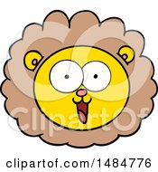 Vector Clipart Of A Lion