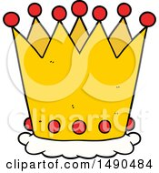 Clipart Cartoon Crown