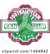 Football Team Fan Club Design