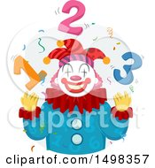 Clown Juggling Numbers