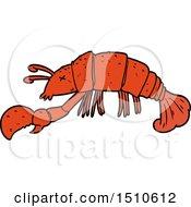 Cartoon Lobster