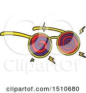 Cartoon X Ray Specs