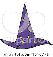 Cartoon Wizard Hat by lineartestpilot #COLLC1510775-0180