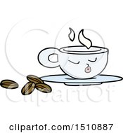 Cartoon Espresso Mug