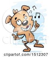 Happy Dancing Female Dog
