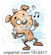 Happy Dancing Male Dog