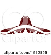 Clipart Of A Mexican Sombrero Royalty Free Vector Illustration by Vector Tradition SM