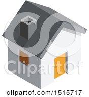 3d Isometric House Icon