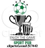 Sport Pub Soccer Design