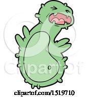 Cartoon Germ