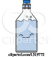 Cartoon Old Water Bottle by lineartestpilot