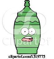 Cartoon Sports Drink