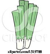Cartoon Leeks by lineartestpilot