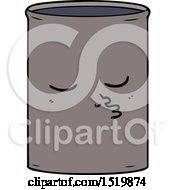 Poster, Art Print Of Cartoon Barrel Of Oil
