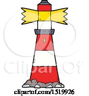 Cartoon Light House