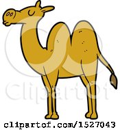 Cartoon Camel