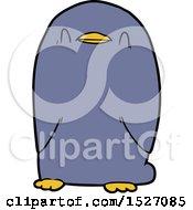 Cartoon Penguin