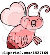 Poster, Art Print Of Cartoon Bug