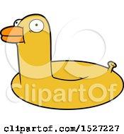Cartoon Floatie