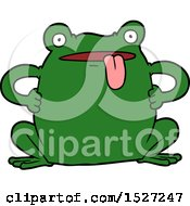 Cartoon Toad
