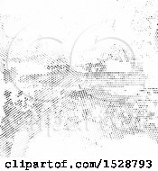 Background Of Halftone Dots