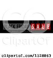 Black Friday Sale Design On Black