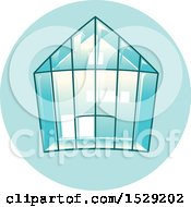 Green House Gardening Agriculture Icon
