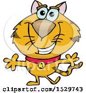 Happy Kitty Cat