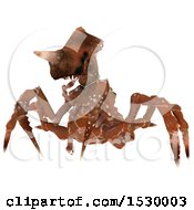 Poster, Art Print Of 3d Eating Monster Or Insect
