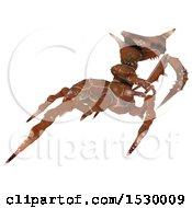 Poster, Art Print Of 3d Attacking Monster Or Insect