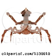Poster, Art Print Of 3d Monster Or Insect