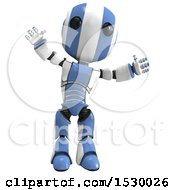 3d Ao Maru Robot With Open Arms