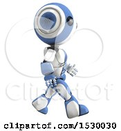 3d Ao Maru Robot Walking